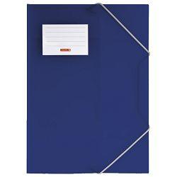 Fascikl klapa s gumicom pp A4 Fact Brunnen 10-41604 30 plavi