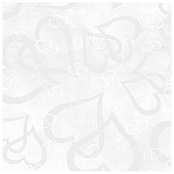 Papir-paus ILK A4 115g srca bijela pk25 Heyda 20-48788 50