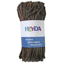 Rafija prirodna 50g Heyda 20-48877 98 smeđa
