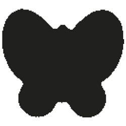 Bušač 1 rupa veća-leptir 2. Heyda 20-36875 19 blister