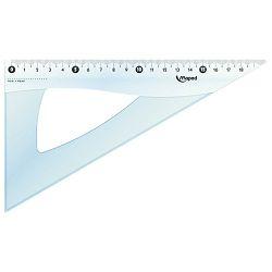 Trokut pvc 21cm 60° Cristal Maped 146122!!