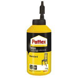 Ljepilo za drvo 750g Pattex Wood standard Henkel 1438656