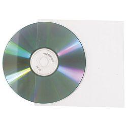 Etui za 1 CD pvc pk100 sjajni 100my proziran