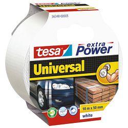 Traka ljepljiva 50mm/10m Power Tape Tesa 56348 bijela blister
