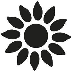 Bušač 1 rupa veća-sunce Heyda 20-36875 30 blister