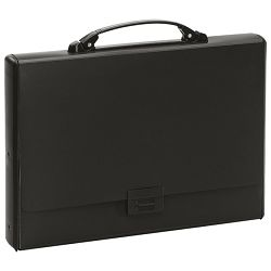 Torba-kofer plastična 261x367x44mm Tarifold 511457 crna!!