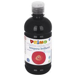 Boja tempera  0,5 litre Primo base CMP.202BR500800 crna
