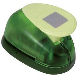 Bušač 1 rupa veća-kvadrat 25mm Heyda 20-36875 80 blister!!