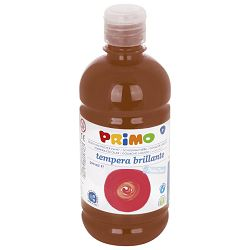 Boja tempera  0,5 litre Primo base CMP.202BR500730 smeđa