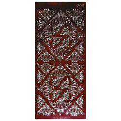 Naljepnice ukrasne papir pk5 Ornament Jeje sortirano!!