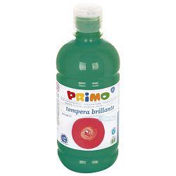 Boja tempera  0,5 litre Primo base CMP.202BR500630 tamno zelena