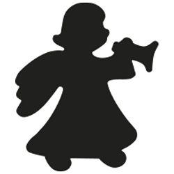Bušač 1 rupa mala-anđeo s trubom Heyda 20-36876 05 blister