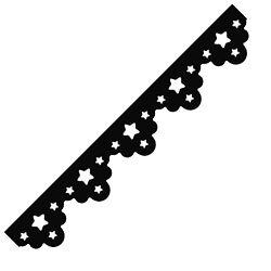 Bušač 1 rupa rub novogodišnji zvjezda Heyda 20-36874 87