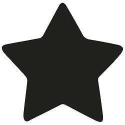 Bušač 1 rupa mala-zvijezda Heyda 20-36874 23 blister