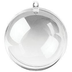 Kuglica 14cm akril-dvodjelna Knorr Prandell 6917143