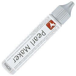 Marker dekorativni Pearl Waco Knorr Prandell 21-9110275 srebrni