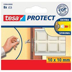 Podložak odbojnik 10x10mm pk8 Tesa 57899-0 bijeli