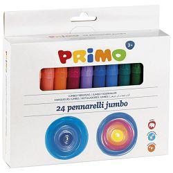 Flomaster školski  24boje karton Primo Jumbo CMP.604JUMBO24 blister
