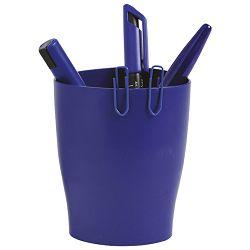 Čaša za olovke pp Exacompta 676104D tamno plava
