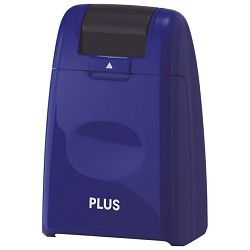 Roler-pečat za zaštitu teksta Plus.38-094 plavi blister