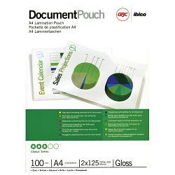 Folija za plastificiranje 125my A4 sjajna pk100 GBC 3200723