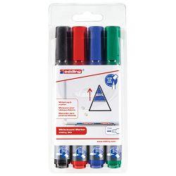 Marker za bijelu ploču 1-5mm Edding 363/4boje