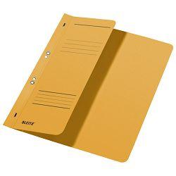 Fascikl-polufascikl karton s mehanikom A4 F7 Leitz 37400015 žuti