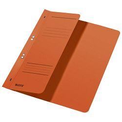 Fascikl-polufascikl karton s mehanikom A4 F7 Leitz 37400045 narančasti