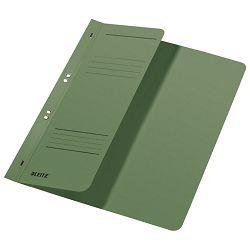 Fascikl-polufascikl karton s mehanikom A4 F7 Leitz 37400055 zeleni