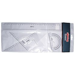 Geometrijski set 1/4 Centro Rotring 823509 blister