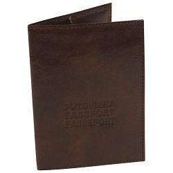 Etui za putovnicu Galko 39-0010-0943,0144 smeđi