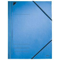 Fascikl klapa s gumicom karton A4 Leitz 39810035 plavi