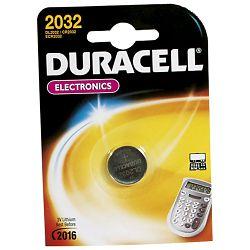 Baterija litij dugmasta 3V Duracell 2032 blister