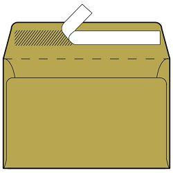 Kuverte B5-N strip 80g pk100 Fornax