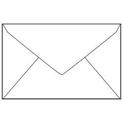 Kuverte C4-BB 90g pk100 Fornax