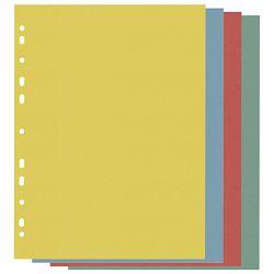 Pregrada kartonska 22,5x29,7cm pk100 Fornax sortirano