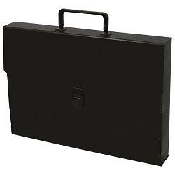 Torba-kofer pp-tvrdi  530x380x65mm Dispaco ECO6 crna