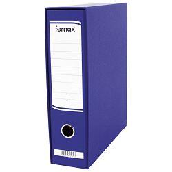 Registrator A4 široki u kutiji Fornax plavi