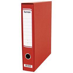 Registrator A4 uski u kutiji Fornax crveni