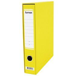 Registrator A4 uski u kutiji Fornax žuti