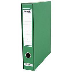 Registrator A4 uski u kutiji Fornax zeleni
