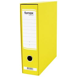 Registrator A4 široki u kutiji Office Fornax žuti