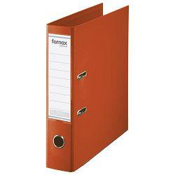 Registrator A4 široki samostojeći Premium Fornax 15701 narančasti