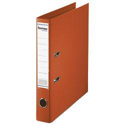 Registrator A4 uski samostojeći Premium Fornax 15711 narančasti