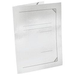 Fascikl klapa karton reciklirani A4 250g Ten.Fornax bijeli