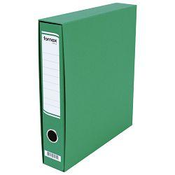 Registrator A4 uski u kutiji Office Fornax zeleni