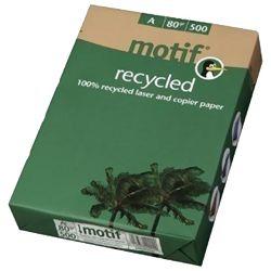 Papir ILK Motif recycled A4 80g reciklirani pk500