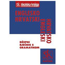 Rječnik džepni englesko-hrvatski i hrvatsko-engleski