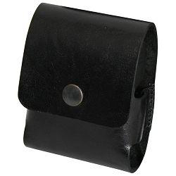 Etui za žig koža Galko 39-0351-10 crni