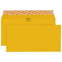 Kuverte u boji 11x23cm strip pk25 Elco žute